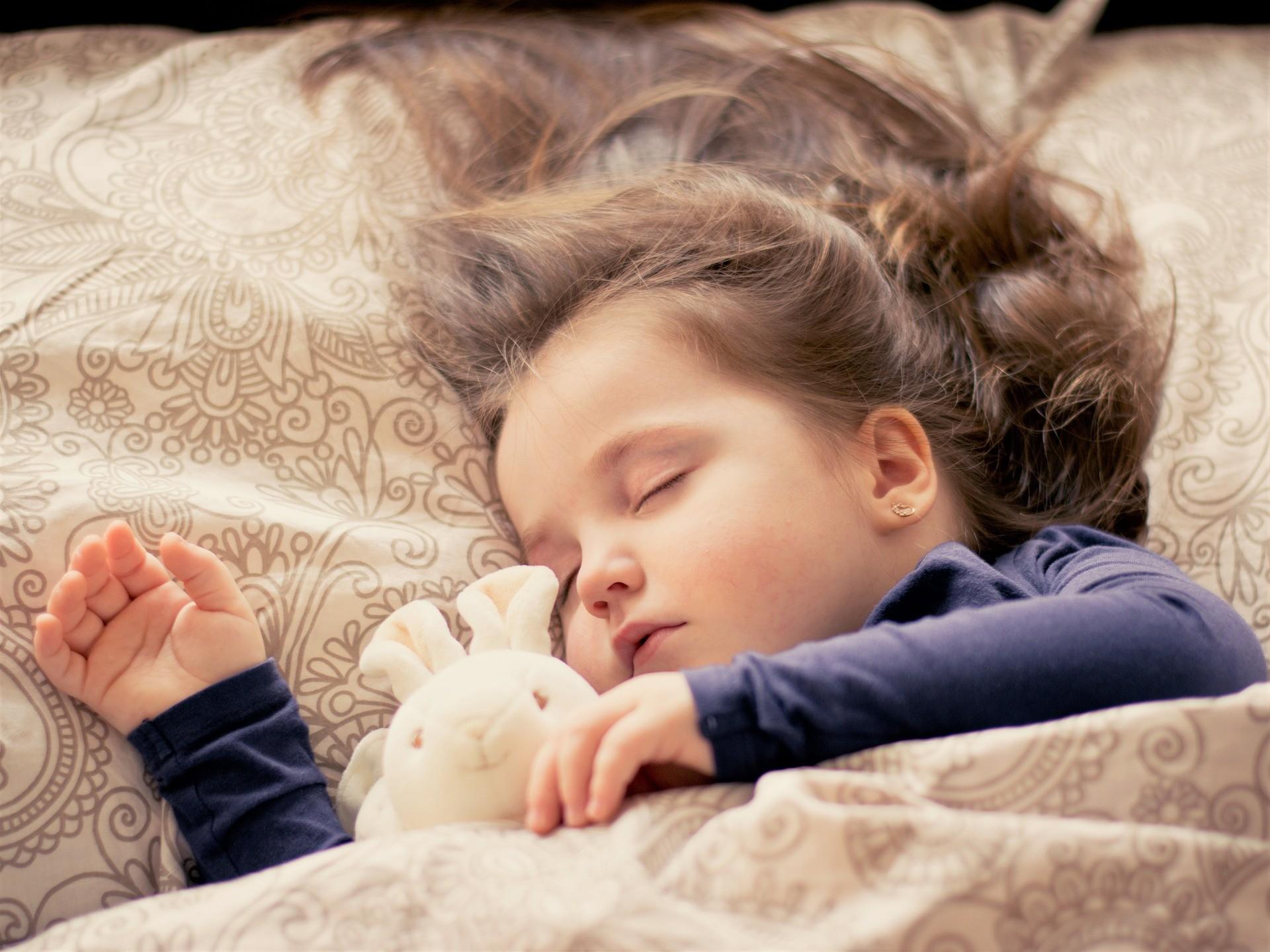 Çocuğunuzun Ne kadar Uykuya İhtiyacı var?